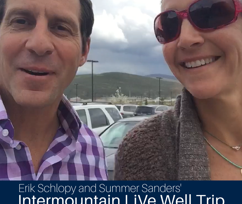 Erik and Summer's Trip to LiveWell