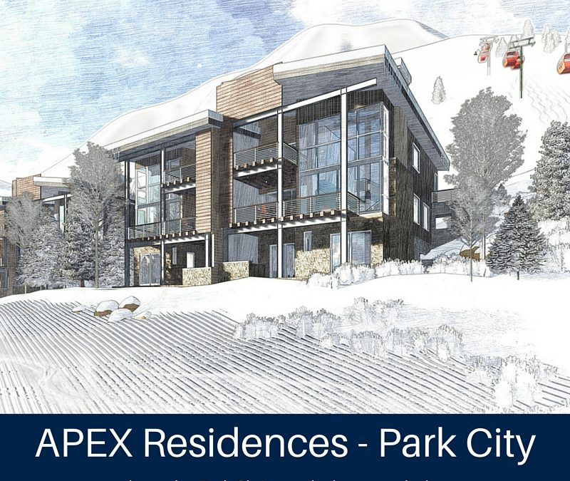 Introducing APEX Residences – Park City
