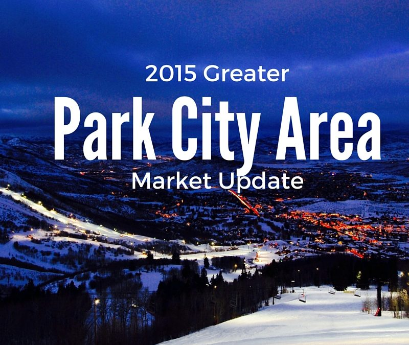 2015 Greater Park City Area Market Update
