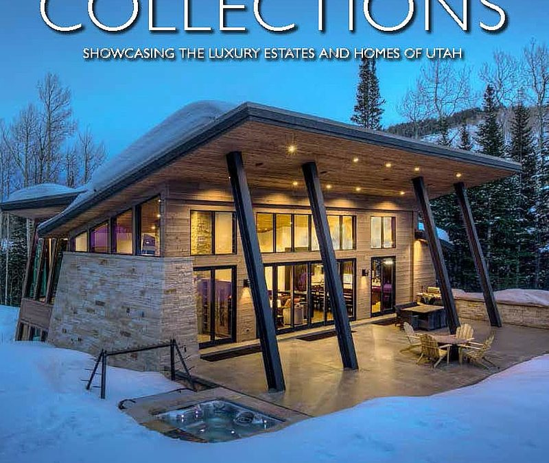 2016 Winter Collections Magazine | Utah's Luxury Real Estate Magazine