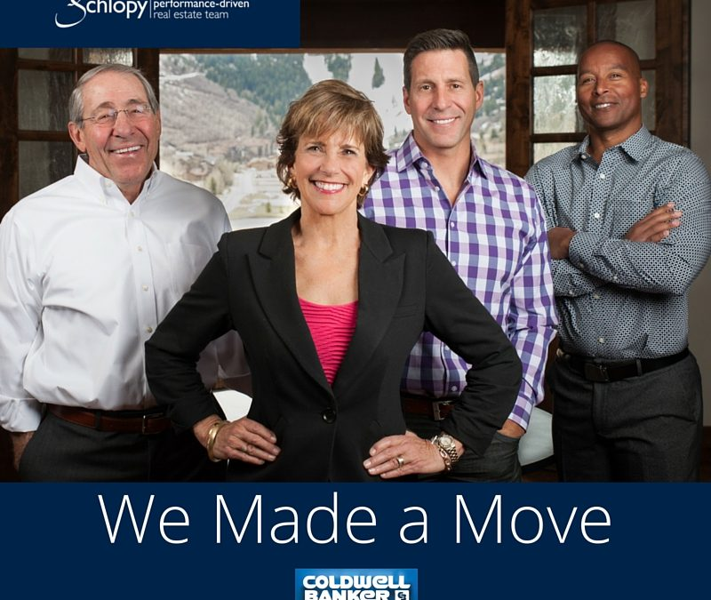 Coldwell Banker Residential Brokerage to Open New Park City Office with Team Schlopy