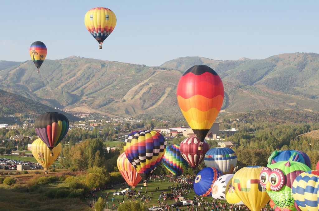 Things to try for the first time in Park City